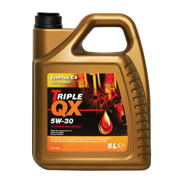 SynPlus Fully Syn 5w30 C4 Engine Oil – 5ltr