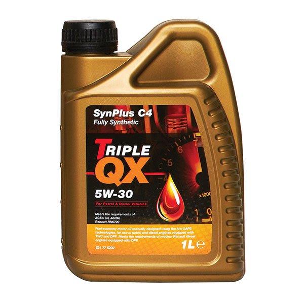 SynPlus Fully Syn 5w30 C4 Engine Oil – 1ltr