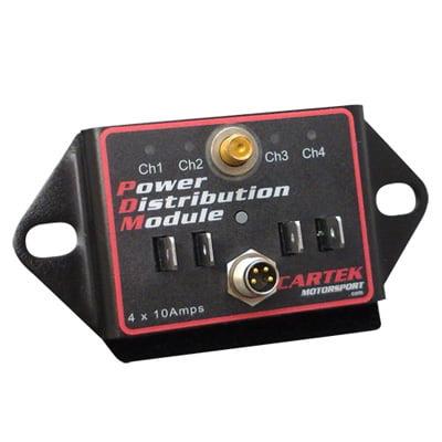 Cartek 4 Channel Power Distribution Module