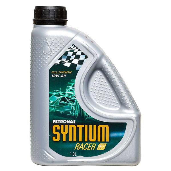 Syntium Racer X1 10W-60 Engine Oil – 1ltr