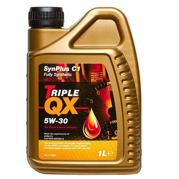 SynPlus Fully Syn 5w30 C1 Engine Oil – 1ltr