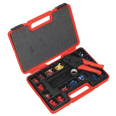 Sealey Ratchet Crimping Tool Kit 552pc – AK386