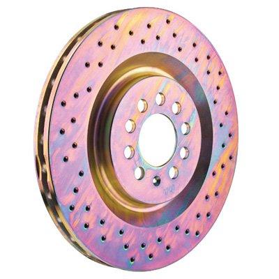 Brembo Sport Line Drilled Rear Brake Discs