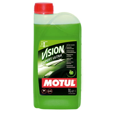 Motul Vision Expert Ultra Concentrated Windscreen Washer Fluid