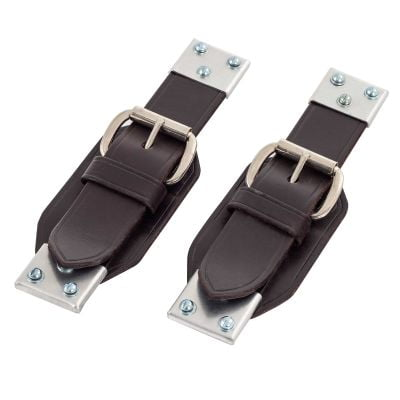 Pitking Products High Quality Leather Bonnet Straps