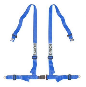 Cobra 4 Point Bolt-In Harness Belt