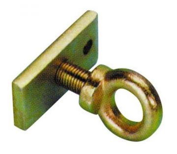 Auto Style Harness Eye Bolt and Plate Set