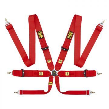 OMP 804 leggera 6 Point Lightweight Harness