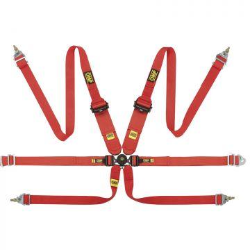 OMP 806 HANS Superleggera Endurance Ultralite Harness