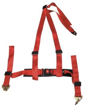 Auto Style Racing 4 Point Harness Belts