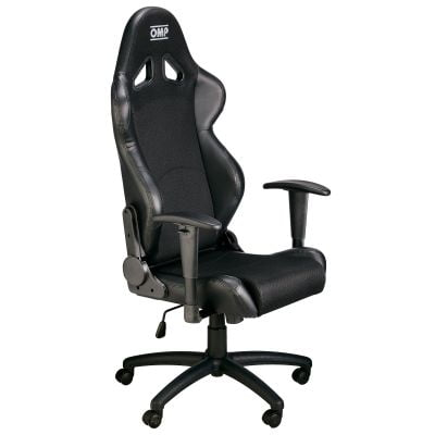 OMP Racing Seat Office Chair – Faux Leather
