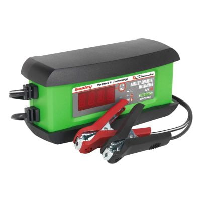 Sealey Schumacher 3A Intelligent Lithium Battery Charger