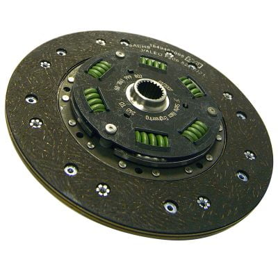 Sachs High Performance Clutch Plate – Organic Friction Material