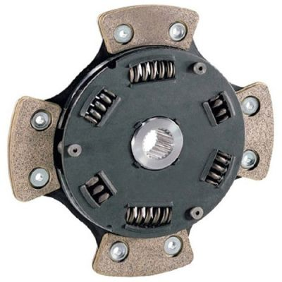 Sachs High Performance Clutch Plate – Sintered Paddle Friction Material