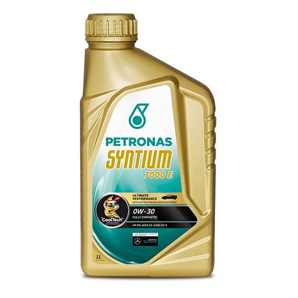 Petronas 1ltr Syntium 7000 XS 0W-30