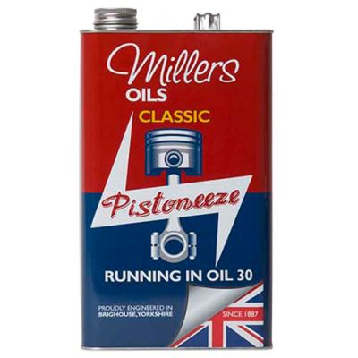 Millers Oils Classic Running In Oil – Mineral Based