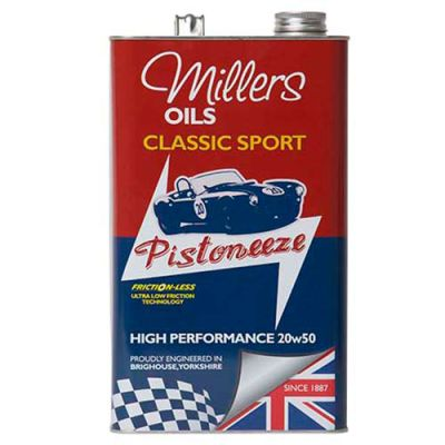 Millers Oils Classic Sport High Performance 20W50
