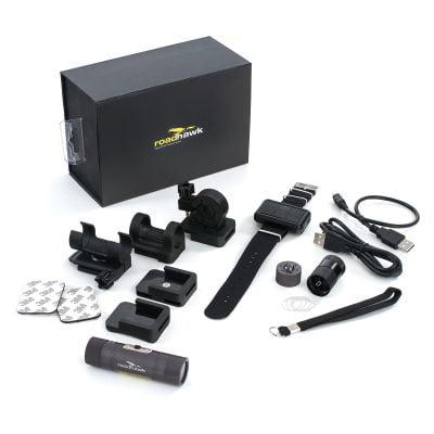 Roadhawk Ride R+ 1080p HD Bullet Camera