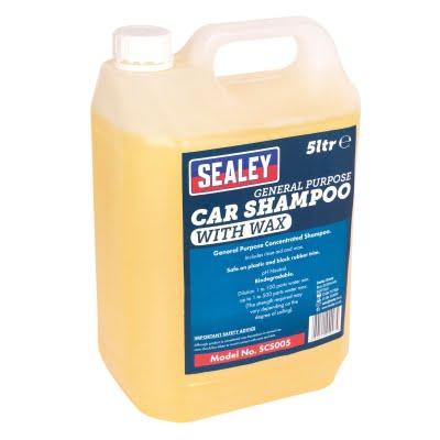 Sealey Car Shampoo 5ltr – SCS005