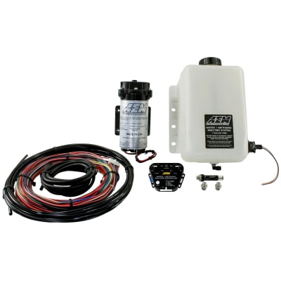AEM Electronics Water/Methanol Injection Kit With Multi Input Controller