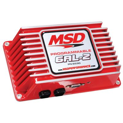 MSD Ignition 6AL-2 Programmable Ignition
