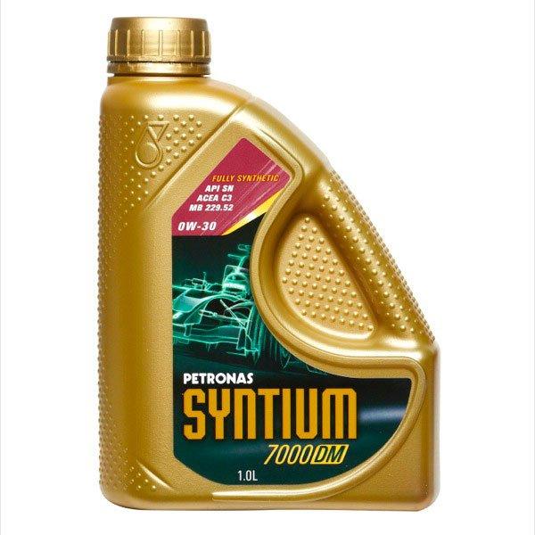 Petronas Syntium 7000 DM Engine Oil – 0W-30 – 1ltr