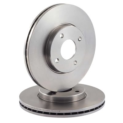 EBC Brakes OEM Replacement Front Discs – Pair
