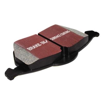 EBC Brakes Ultimax Replacement Brake Pad Set – Rear