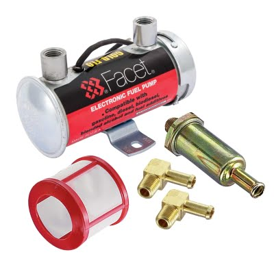 Facet Interrupter Electronic Fuel Pump Kit