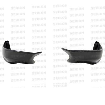 Seibon Carbon Fibre Rear Lip