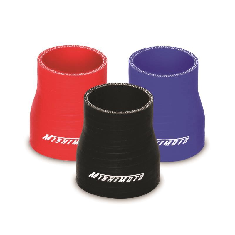Mishimoto 2.0″- 2.5″ Transition Coupler, Various Colours