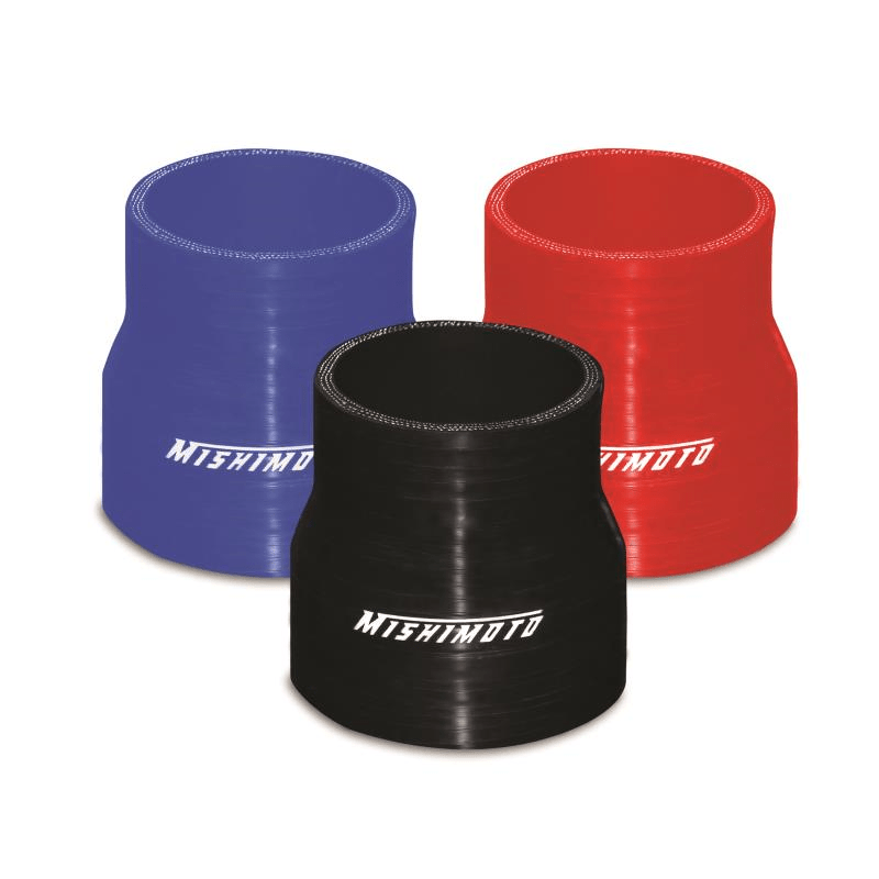 Mishimoto 2.25″ to 2.5″ Silicone Transition Coupler, Various Colours