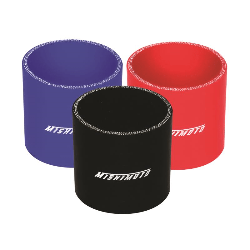 Mishimoto 3″ Straight Coupler, Various Colours