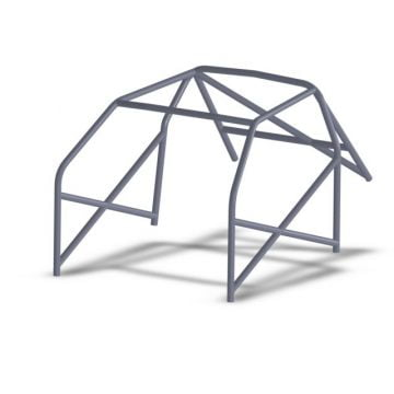 Custom Cages – Toyota Corolla AE86 (83-87) Clubman 6 Point CDS Roll Cage