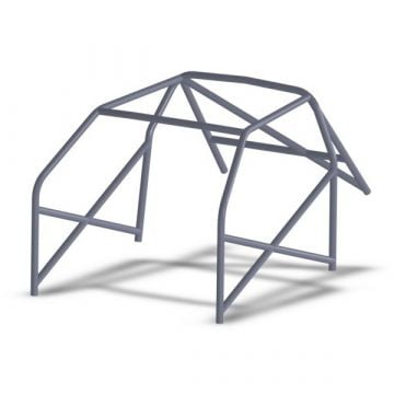 Custom Cages – Renault 5 Turbo 80-84 Clubman 6-Point Roll Cage