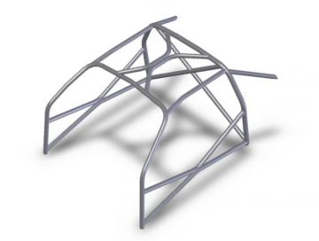 Custom Cages – Toyota MR2 MK2 (89-99) CDS 6-Point Roll Cage