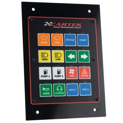 Cartek Power Distribution Panel
