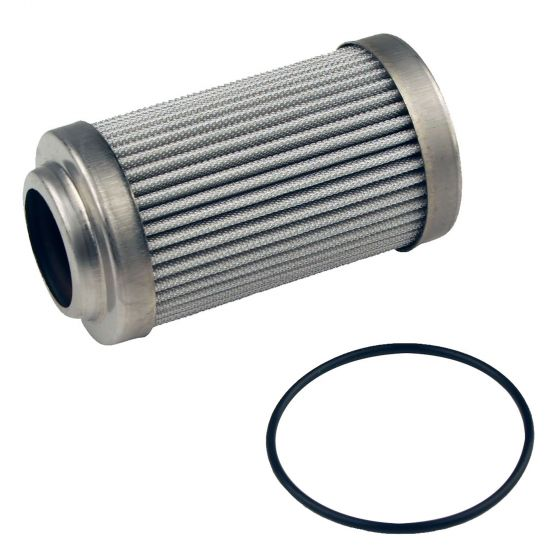 Aeromotive Replacement Elements For In Line High Flow Fuel Filter – 10 Micron Microglass