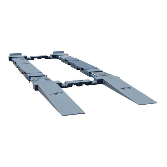 Intercomp Quick Rack Lightweight Modular Scale Rack – With Scale Pad Levellers