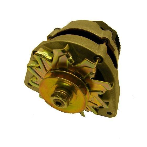 WOSP Lightweight High Output Alternator – 70amp Internally Regulated 11Acr Replacement 2 Lug