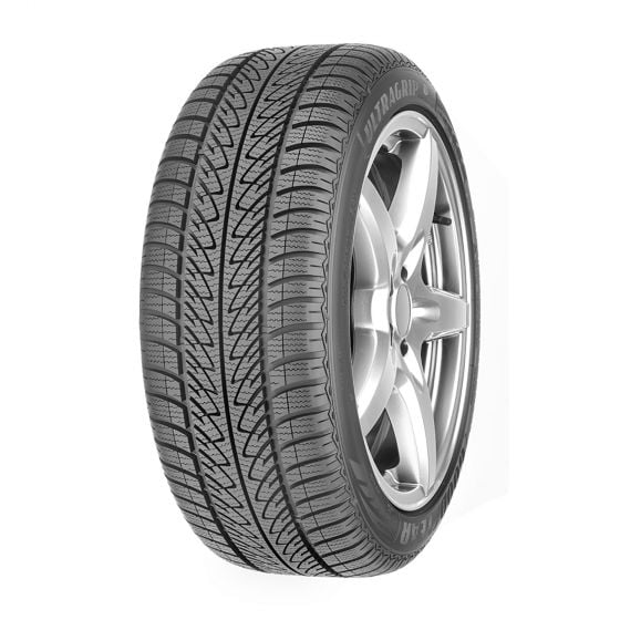 Goodyear UltraGrip 8 Performance Winter Tyres – 225 40 18 92V Extra Load