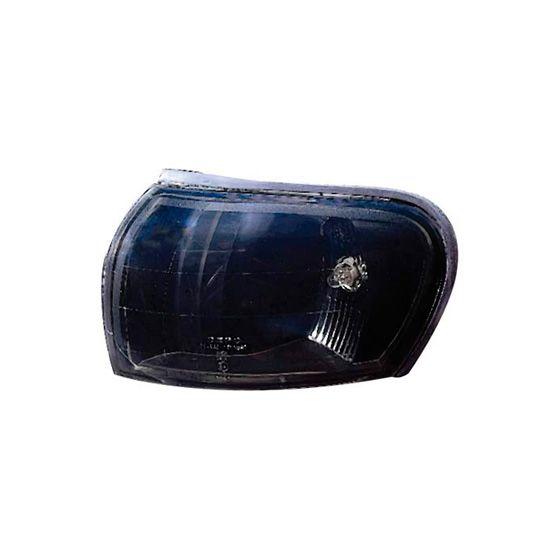 AutoArt Corner Lamp – Crystal Black, Black