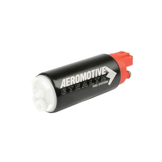 Aeromotive Stealth In-Tank High Pressure 340 Pump Series – Offset (Inline) Inlet