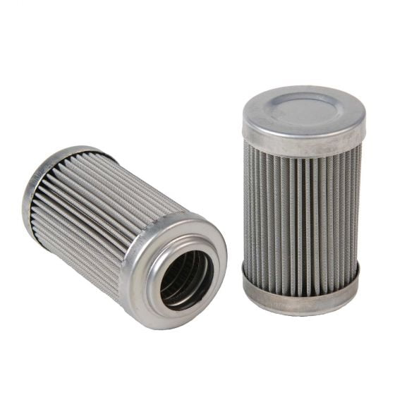 Aeromotive Replacement Elements For In Line High Flow Fuel Filter – 100 Micron Stainless Steel