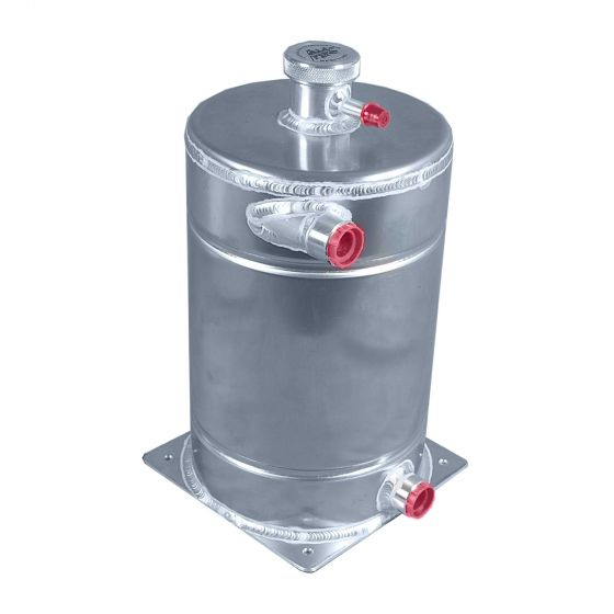 A H Fabrications Dry Sump Tanks With BSP Fittings – 1.5 Gallon Capacity