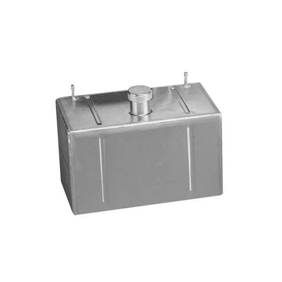 A H Fabrications Alloy Fuel Tank – 3 Gallon Capacity