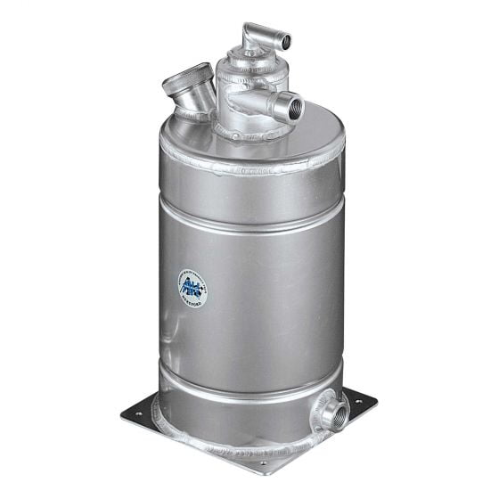 A H Fabrications Millington Approved Dry Sump Tanks – 2 Gallon Capacity