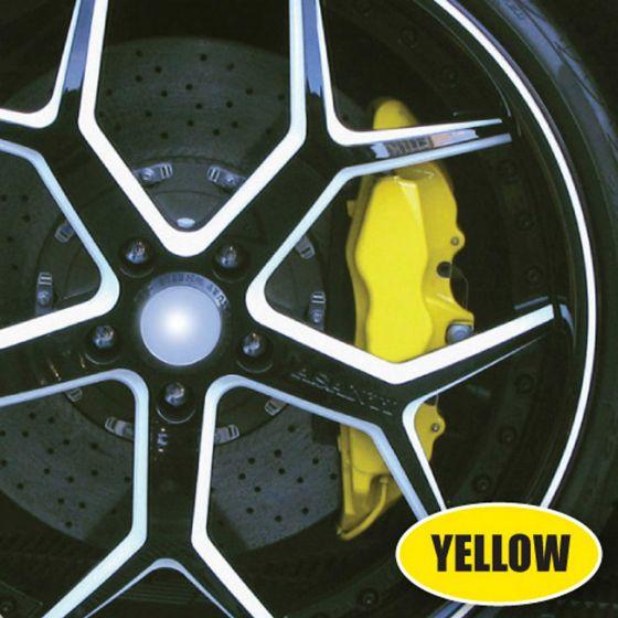E-Tech Engineering Brake Caliper And Engine Bay Paint – Yellow, Yellow