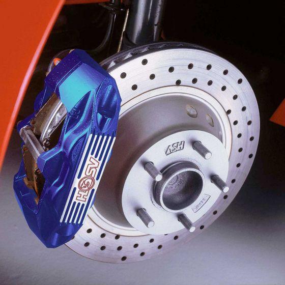E-Tech Engineering Brake Caliper And Engine Bay Paint – Blue, Black,Blue