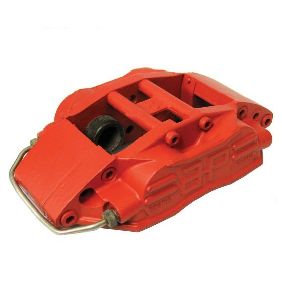 E-Tech Engineering Brake Caliper And Engine Bay Paint – Red, Black,Red